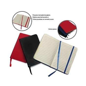 Cadernos anotações promocionais