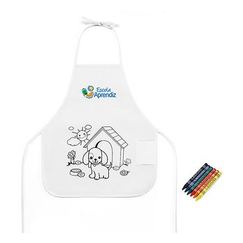 Avental Infantil Cozinha