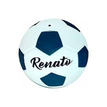 Bola personalizada com nome