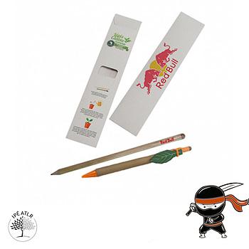 Kit lápis semente