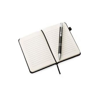 Caderneta de Anotações Personalizada