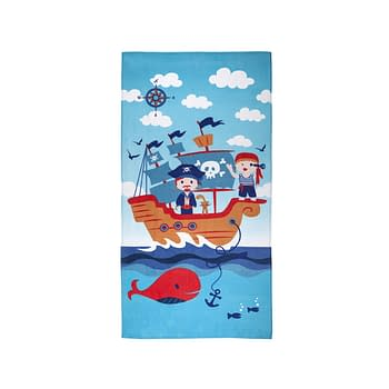Toalha de Praia Infantil Personalizada