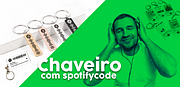 Chaveiro Spotifycode